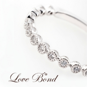 "【GRACIS札幌駅前店】Love Bond""collar Garnet fair""1/12~"