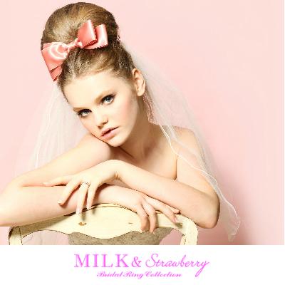 ミルク&ストロベリー
