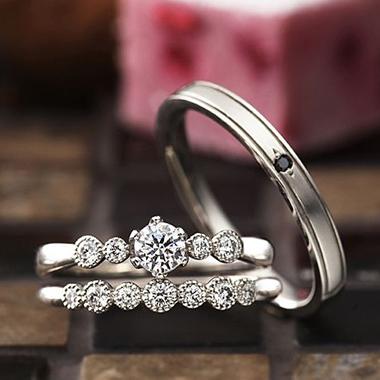 アンティーク 婚約指輪のBalloon