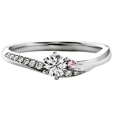 フェミニン 婚約指輪のAiles