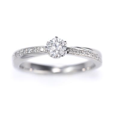フェミニン,アンティーク 婚約指輪のEternite エテルニテ