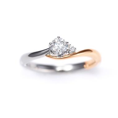 ゴージャス,アンティーク 婚約指輪のLune リュヌ