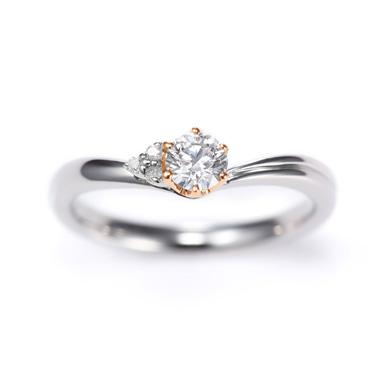 フェミニン,アンティーク 婚約指輪のParfum パルファン