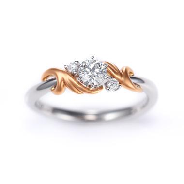 ゴージャス,アンティーク 婚約指輪のReve レーヴ