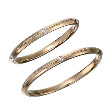 アンティーク 結婚指輪のCHAQUE JOUR RING