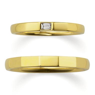 結婚指輪のサファリ