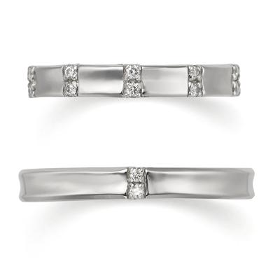 結婚指輪のモナコ