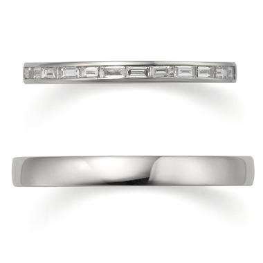 結婚指輪のシエナ