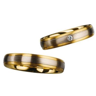 シンプル,個性的 結婚指輪のho4/2496/4-ho26565/4