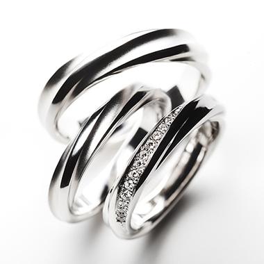 フェミニン 結婚指輪のChurros
