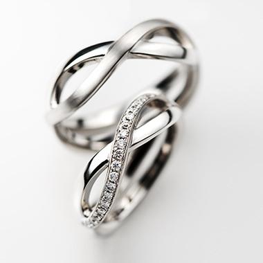 フェミニン 結婚指輪のPontneuf