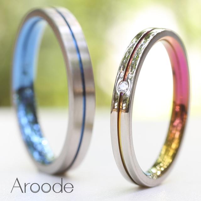 個性的 結婚指輪のPACE