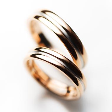 フェミニン 結婚指輪のCanele