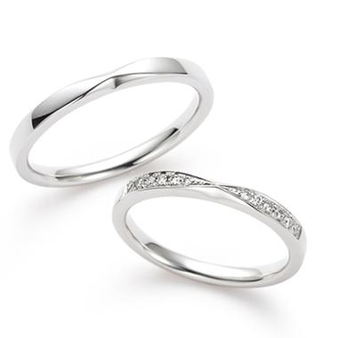 個性的 結婚指輪の千幸(ちゆき)