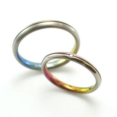 個性的 結婚指輪のCERCHIO