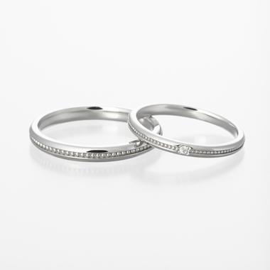 結婚指輪のalliance