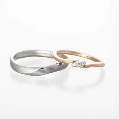 結婚指輪のbouquet