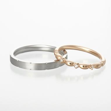 結婚指輪のfleurage