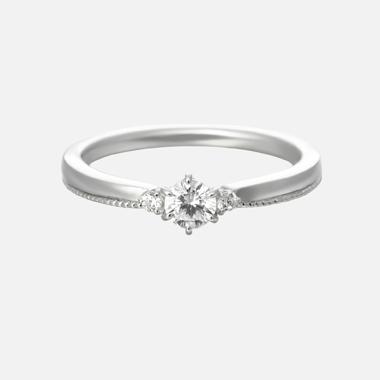 婚約指輪のport bonheur