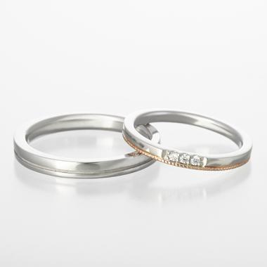 結婚指輪のporte bonheur