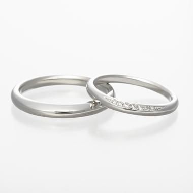 結婚指輪のsincere