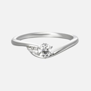 婚約指輪のtoi et moi