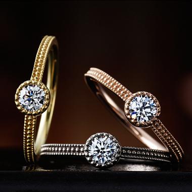 婚約指輪のマーガレット