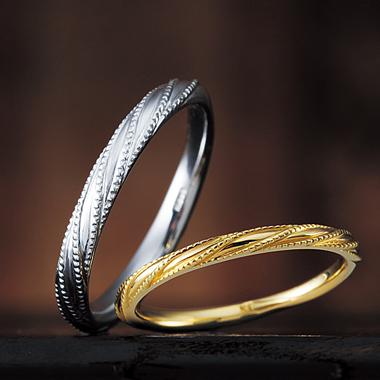 結婚指輪のマッティオラ