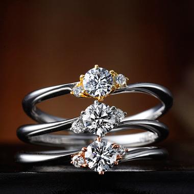 婚約指輪のゼラニューム