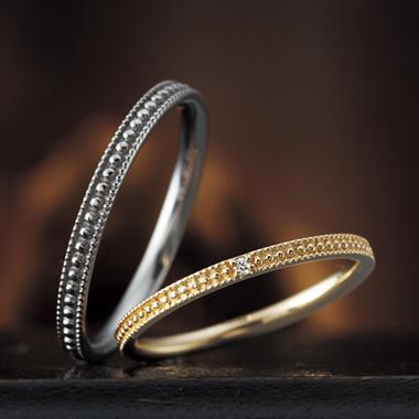 結婚指輪のマーガレット