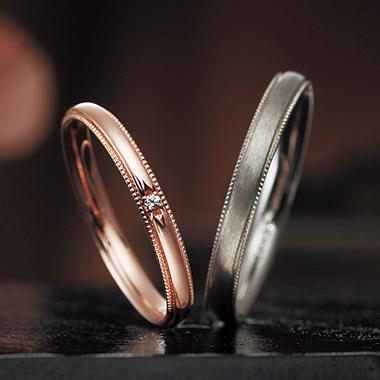 結婚指輪のリリー