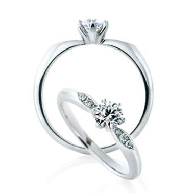 婚約指輪のサツキバイ