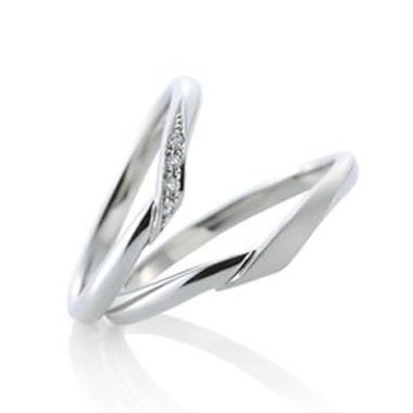 結婚指輪のシェリ