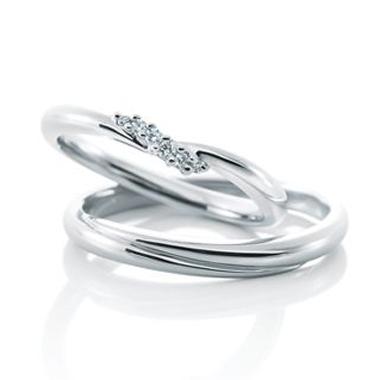 結婚指輪のブルジョン