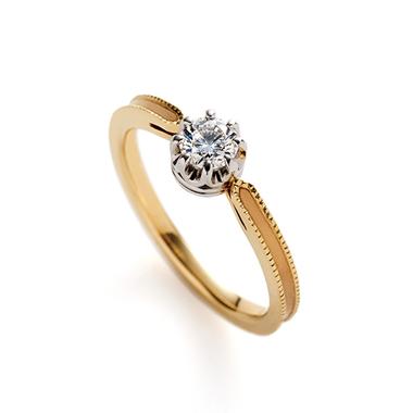 フェミニン 婚約指輪のcerca