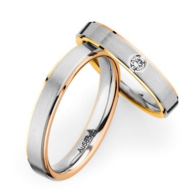 個性的 結婚指輪の241282_273638