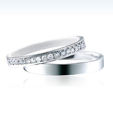 シンプル 結婚指輪のSBM100/SBM101