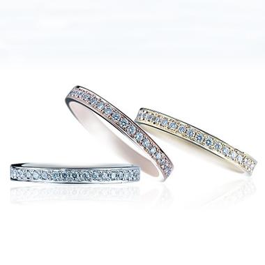 シンプル 結婚指輪のSBM100/SBM104/SBM105