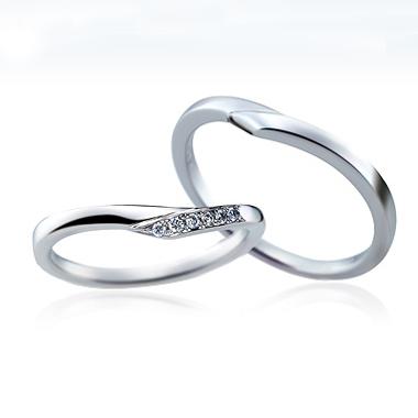 シンプル 結婚指輪のSC-882/SC-883