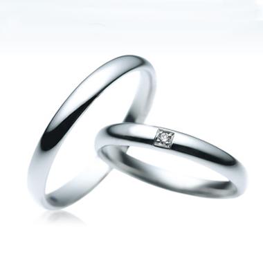 シンプル 結婚指輪のSP-781/SP-780