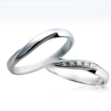 シンプル 結婚指輪のSP-817/SP-816