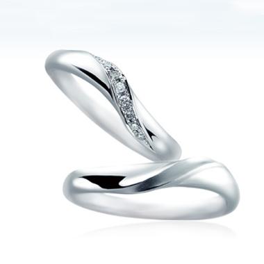 シンプル 結婚指輪のSP-823/SP-822