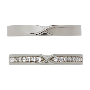 シンプル 結婚指輪のJurer
