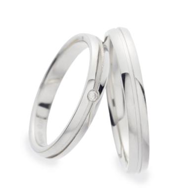シンプル 結婚指輪のVA00102H/VA00200H