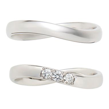 シンプル 結婚指輪のCercle