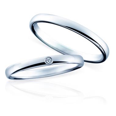 シンプル 結婚指輪のCN-084/CN-083