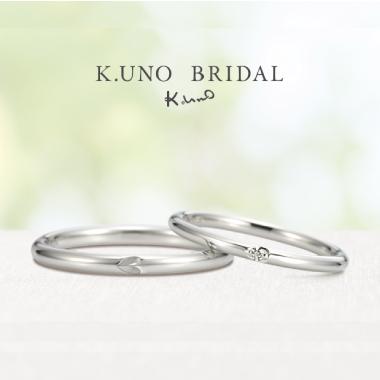 シンプル 結婚指輪のパルピト
