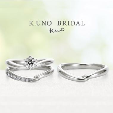 シンプル,フェミニン 婚約指輪のバチャマーノ