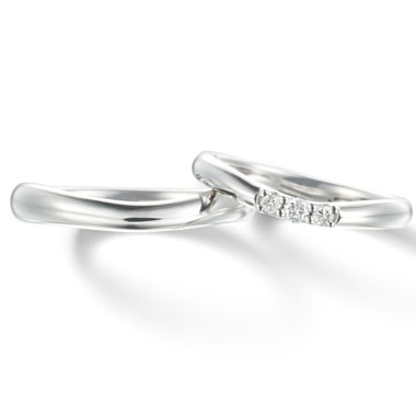フェミニン 結婚指輪のberry