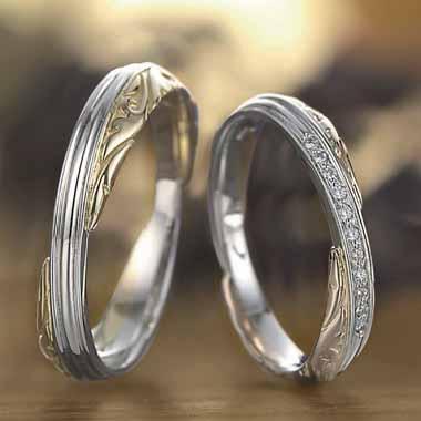 結婚指輪のサン・マルタン運河